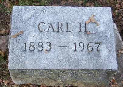 MOORE, CARL H - Calhoun County, Michigan | CARL H MOORE - Michigan Gravestone Photos