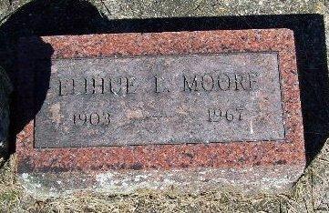 MOORE, ELIHUE - Calhoun County, Michigan | ELIHUE MOORE - Michigan Gravestone Photos