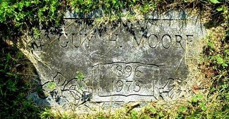 MOORE, GUY H - Calhoun County, Michigan | GUY H MOORE - Michigan Gravestone Photos