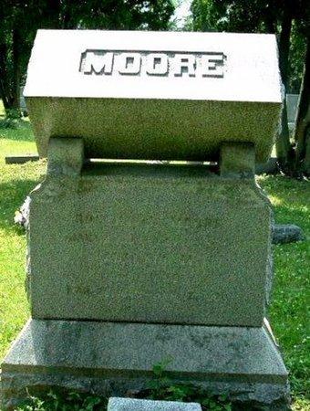 MOORE, ADALAID - Calhoun County, Michigan | ADALAID MOORE - Michigan Gravestone Photos