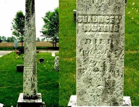 MORRIS, CHAUNCEY - Calhoun County, Michigan | CHAUNCEY MORRIS - Michigan Gravestone Photos