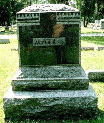 MORRIS, FAMILY MARKER - Calhoun County, Michigan | FAMILY MARKER MORRIS - Michigan Gravestone Photos