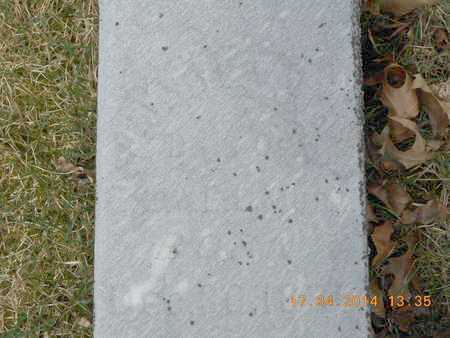 MOSS, MARIAN E. - Calhoun County, Michigan | MARIAN E. MOSS - Michigan Gravestone Photos