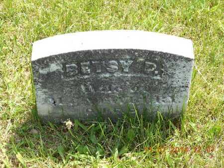 NEWBURY, BETSY P. - Calhoun County, Michigan | BETSY P. NEWBURY - Michigan Gravestone Photos