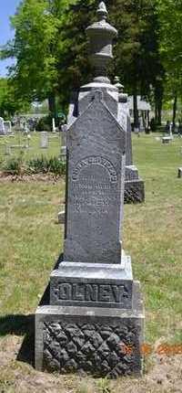 OLNEY, CORA C. - Calhoun County, Michigan | CORA C. OLNEY - Michigan Gravestone Photos