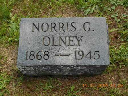 OLNEY, NORRIS G. - Calhoun County, Michigan | NORRIS G. OLNEY - Michigan Gravestone Photos