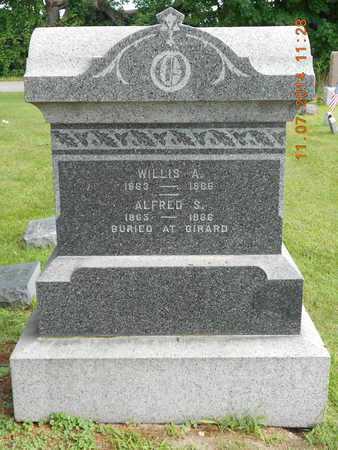 OLNEY, WILLIS A. - Calhoun County, Michigan | WILLIS A. OLNEY - Michigan Gravestone Photos