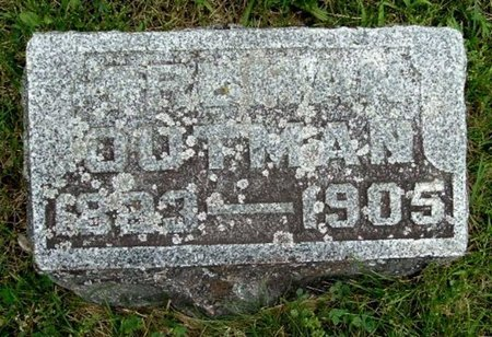 OUTMAN, TRUMAN - Calhoun County, Michigan | TRUMAN OUTMAN - Michigan Gravestone Photos