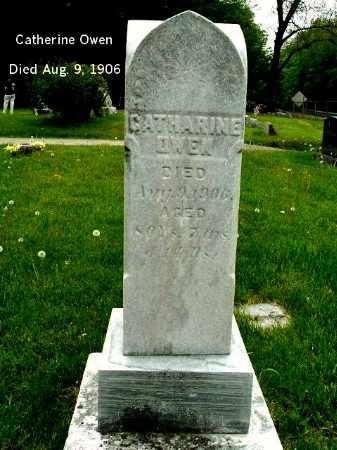 OWEN, CATHARINE - Calhoun County, Michigan | CATHARINE OWEN - Michigan Gravestone Photos