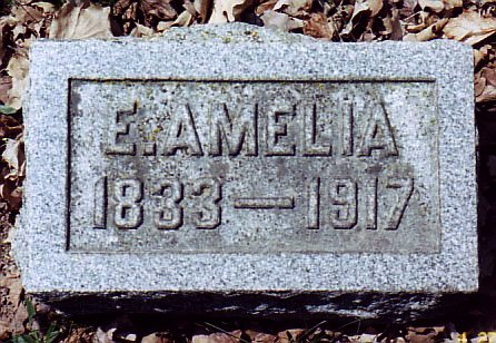 OWEN, EMALINE - Calhoun County, Michigan   EMALINE OWEN - Michigan Gravestone Photos