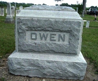 OWEN, FAMILY MARKER - Calhoun County, Michigan | FAMILY MARKER OWEN - Michigan Gravestone Photos