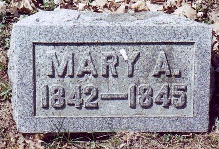 OWEN, MARY A. - Calhoun County, Michigan | MARY A. OWEN - Michigan Gravestone Photos