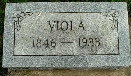 OWEN, VIOLA - Calhoun County, Michigan | VIOLA OWEN - Michigan Gravestone Photos