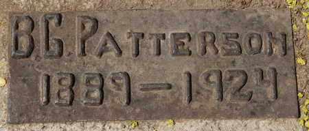 PATTERSON, BERTA J - Calhoun County, Michigan | BERTA J PATTERSON - Michigan Gravestone Photos