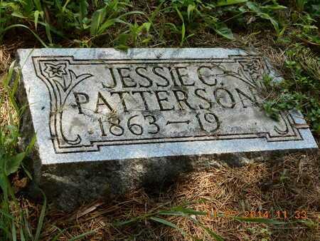 PATTERSON, JESSIE C. - Calhoun County, Michigan   JESSIE C. PATTERSON - Michigan Gravestone Photos