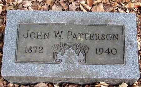 "PATTERSON, JOHN W. ""PAT"" - Calhoun County, Michigan   JOHN W. ""PAT"" PATTERSON - Michigan Gravestone Photos"