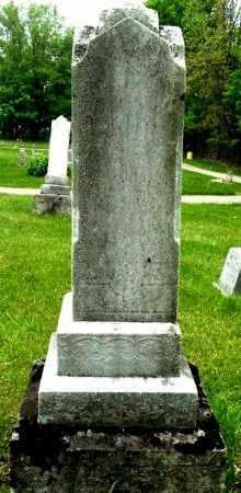 PAYNE, MONUMENT - Calhoun County, Michigan | MONUMENT PAYNE - Michigan Gravestone Photos