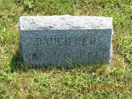 PELL, SARAH B. - Calhoun County, Michigan | SARAH B. PELL - Michigan Gravestone Photos