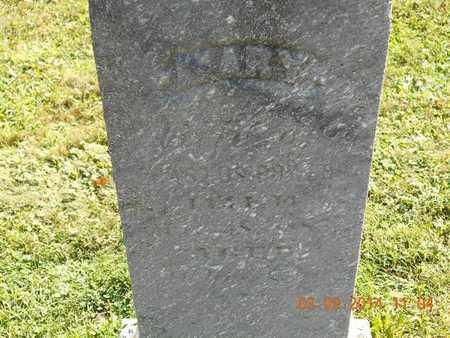POWERS, MARY - Calhoun County, Michigan   MARY POWERS - Michigan Gravestone Photos