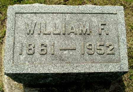 POWERS, WILLIAM F - Calhoun County, Michigan | WILLIAM F POWERS - Michigan Gravestone Photos