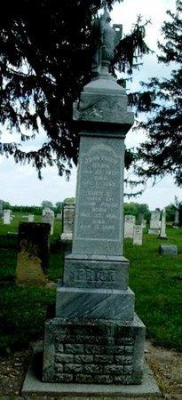 PRIOR, LUCY - Calhoun County, Michigan | LUCY PRIOR - Michigan Gravestone Photos