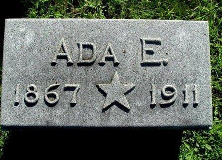 PUTNAM, ADA E. - Calhoun County, Michigan | ADA E. PUTNAM - Michigan Gravestone Photos