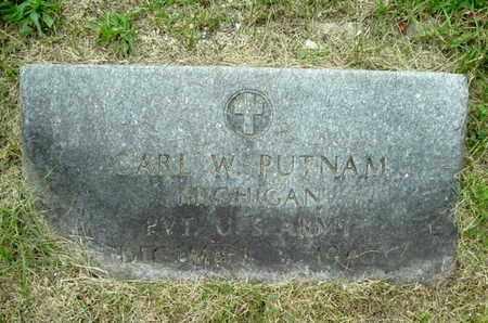 PUTNAM, CARL - Calhoun County, Michigan | CARL PUTNAM - Michigan Gravestone Photos