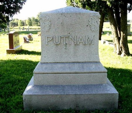 PUTNAM, FAMILY MARKER - Calhoun County, Michigan | FAMILY MARKER PUTNAM - Michigan Gravestone Photos