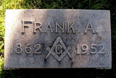 PUTNAM, FRANK A. - Calhoun County, Michigan | FRANK A. PUTNAM - Michigan Gravestone Photos