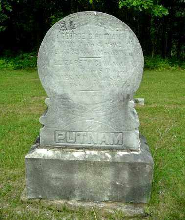 PUTNAM, GEORGE C. - Calhoun County, Michigan | GEORGE C. PUTNAM - Michigan Gravestone Photos