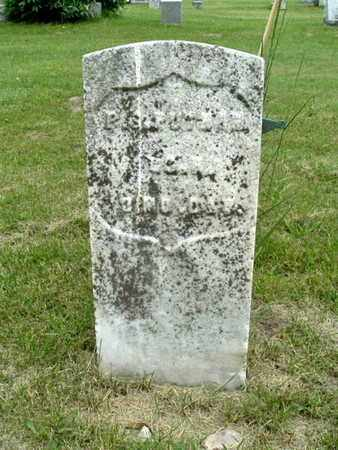 PUTNAM, PETER SCHUYLER - Calhoun County, Michigan | PETER SCHUYLER PUTNAM - Michigan Gravestone Photos