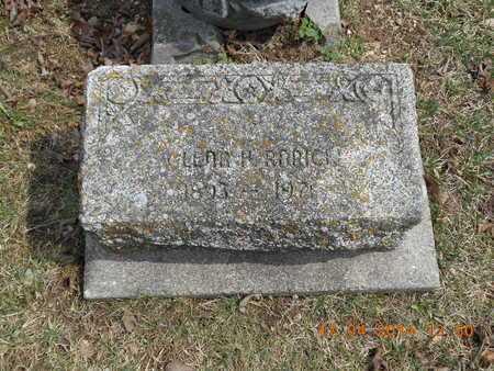 RARICK, GLENN H. - Calhoun County, Michigan | GLENN H. RARICK - Michigan Gravestone Photos