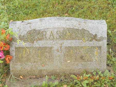 RASEY, EUNICE F. - Calhoun County, Michigan | EUNICE F. RASEY - Michigan Gravestone Photos