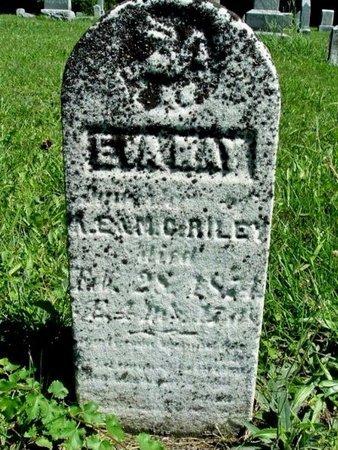 RILEY, EVA MAY - Calhoun County, Michigan | EVA MAY RILEY - Michigan Gravestone Photos