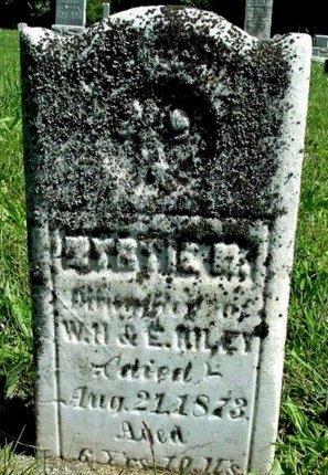 RILEY, MYRTIE - Calhoun County, Michigan | MYRTIE RILEY - Michigan Gravestone Photos