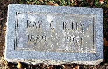 RILEY, RAY C - Calhoun County, Michigan | RAY C RILEY - Michigan Gravestone Photos