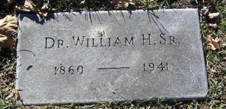 RILEY, WILLIAM H., SR - Calhoun County, Michigan | WILLIAM H., SR RILEY - Michigan Gravestone Photos