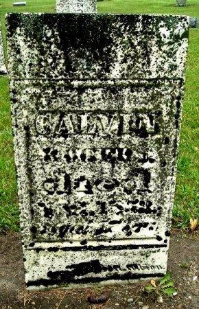 ROGERS, CALVIN - Calhoun County, Michigan   CALVIN ROGERS - Michigan Gravestone Photos