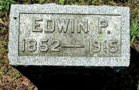 ROGERS, EDWIN P - Calhoun County, Michigan | EDWIN P ROGERS - Michigan Gravestone Photos