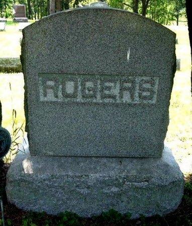 ROGERS, FAMILY MARKER - Calhoun County, Michigan | FAMILY MARKER ROGERS - Michigan Gravestone Photos