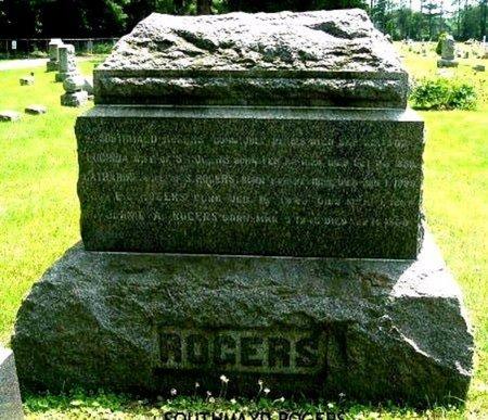 ROGERS, JENNIE - Calhoun County, Michigan | JENNIE ROGERS - Michigan Gravestone Photos