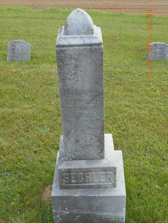 SECHLER, FAMILY - Calhoun County, Michigan   FAMILY SECHLER - Michigan Gravestone Photos