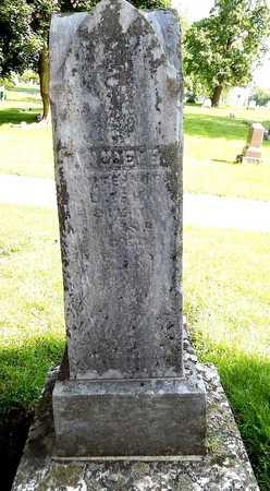 SHAW, ANNIE E - Calhoun County, Michigan | ANNIE E SHAW - Michigan Gravestone Photos