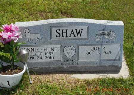 SHAW, CONNIE - Calhoun County, Michigan   CONNIE SHAW - Michigan Gravestone Photos