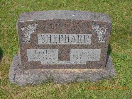 SHEPHARD, NERO - Calhoun County, Michigan | NERO SHEPHARD - Michigan Gravestone Photos