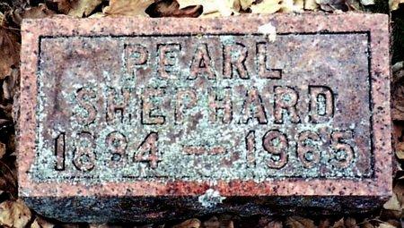 SHEPHARD, PEARL - Calhoun County, Michigan | PEARL SHEPHARD - Michigan Gravestone Photos
