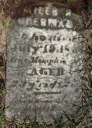 SHERMAN, MILES R - Calhoun County, Michigan   MILES R SHERMAN - Michigan Gravestone Photos