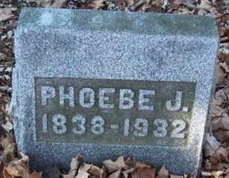 SHERMAN, PHOEBE J - Calhoun County, Michigan | PHOEBE J SHERMAN - Michigan Gravestone Photos
