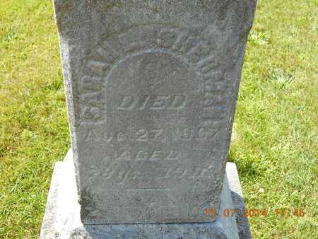 SHERMAN, SARAH L. - Calhoun County, Michigan | SARAH L. SHERMAN - Michigan Gravestone Photos