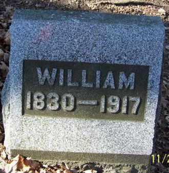SHERMAN, WILLIAM - Calhoun County, Michigan | WILLIAM SHERMAN - Michigan Gravestone Photos